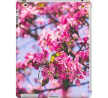 Crab Apple Blossoms II iPad Case/Skin