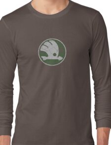 Old Skoda Long Sleeve T-Shirt