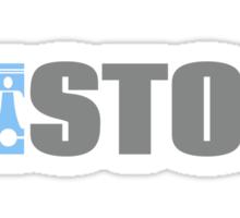 PISTON  Sticker