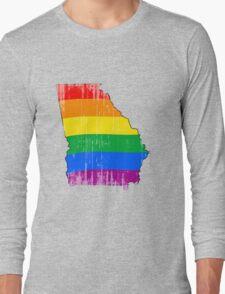 Georgia Pride Long Sleeve T-Shirt