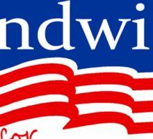 Turd Sandwich Sticker