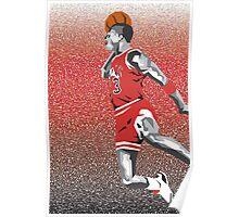 Jordan Dunk Poster