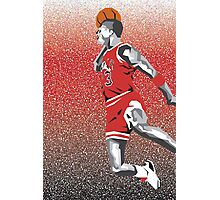 Jordan Dunk Photographic Print