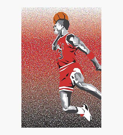 Jordan Dunk Photographic Print