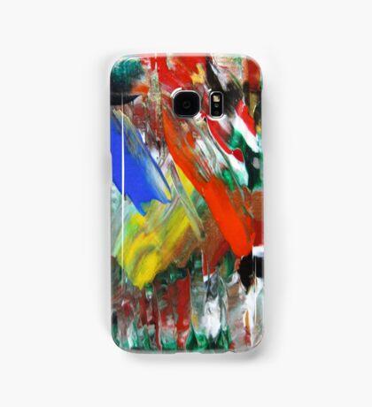 Abstract Phone Case Samsung Galaxy Case/Skin