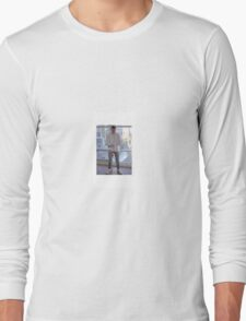 Aaron Sanchez Long Sleeve T-Shirt