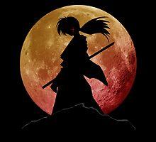 Kenshin into the Dark by AlexKramer