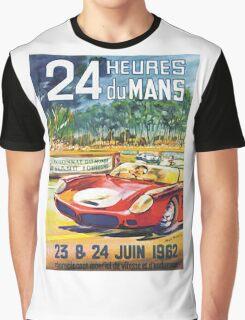LeMans 62 Graphic T-Shirt