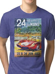 LeMans 62 Tri-blend T-Shirt