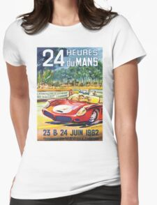 LeMans 62 Womens Fitted T-Shirt