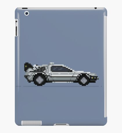 DMC 12 iPad Case/Skin