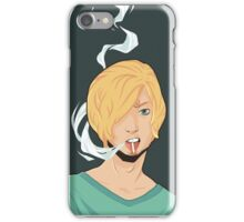 Mister Three iPhone Case/Skin