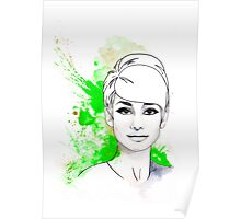 Audrey#11 Poster