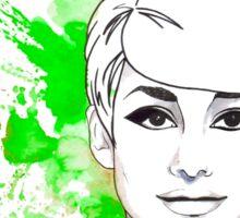 Audrey#11 Sticker