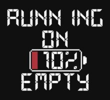 Running on Empty - I have no more spoons for today by han-yolo