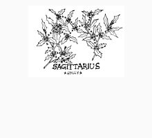Floral Constellation - Sagittarius Unisex T-Shirt