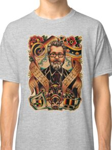 Mike Pike Portrait Classic T-Shirt