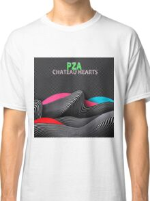 PZA // CHATEAU HEARTS Classic T-Shirt