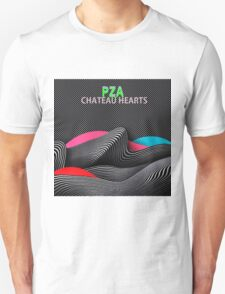 PZA // CHATEAU HEARTS Unisex T-Shirt