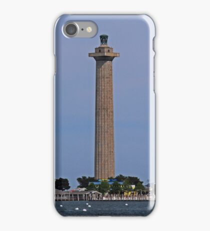 Perry's Victory and International Peace Memorial iPhone Case/Skin