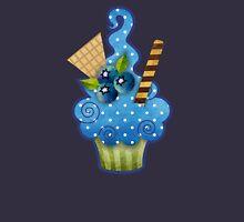 Blueberry Cupcake Unisex T-Shirt
