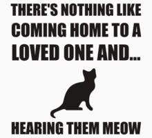 Loved One Meow Kids Tee