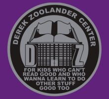 Derek Zoolander center by CarloJ1956