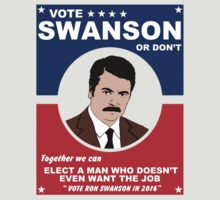 Vote Swanson by CarloJ1956