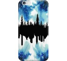 Night Skyline iPhone Case/Skin