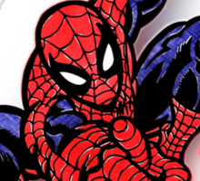 Spider-man Sticker