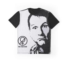 Al Bundy, No ma'am Classic, Married with Children Graphic T-Shirt