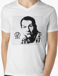 Al Bundy, No ma'am Classic, Married with Children Mens V-Neck T-Shirt