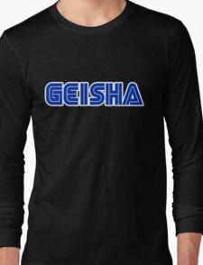 GEISHA - SEGA  Long Sleeve T-Shirt