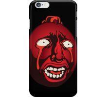 Crimson Behelit Egg Charm iPhone Case/Skin