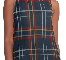 02796 East of Scotland Army Tartan Contrast Tank