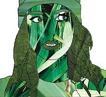 """Fresh Faced"" Digital Art Mixed Media by bexsimone"