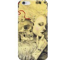 La Calavera Catrina  iPhone Case/Skin