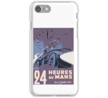 LeMans 54 iPhone Case/Skin