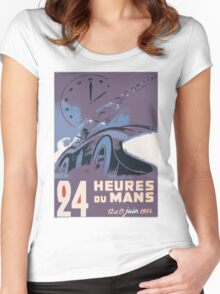 LeMans 54 Women's Fitted Scoop T-Shirt