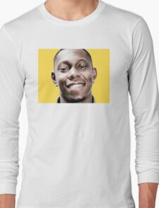 Dizzee rascal yellow Long Sleeve T-Shirt