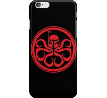 HAIL FETT iPhone Case/Skin
