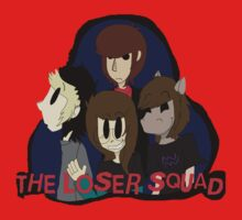 The Loser Squad One Piece - Short Sleeve