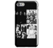 Friends Black&White iPhone Case/Skin