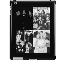 Friends Black&White iPad Case/Skin