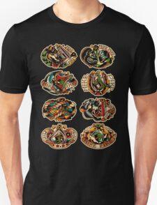 Mike Pike Machines 01 T-Shirt