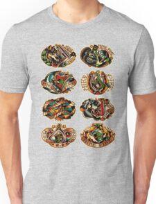 Mike Pike Machines 01 Unisex T-Shirt