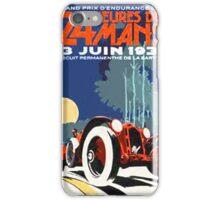 LeMans 31 iPhone Case/Skin