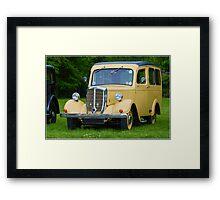 Bradford Classic Framed Print