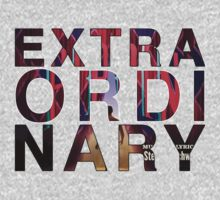 Extraordinary by elderblues