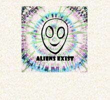 aliens exist. Hoodie